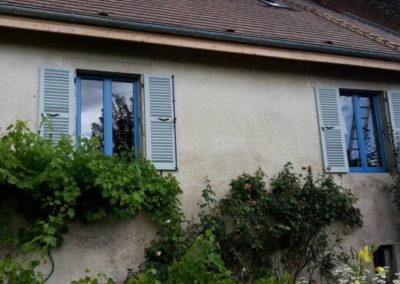 Fenêtres bois alu