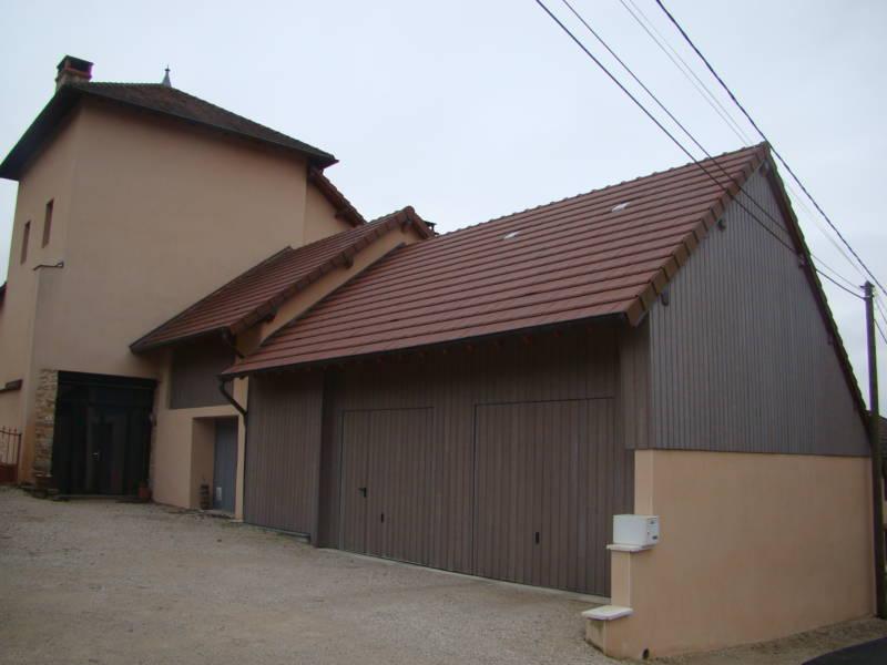 couverture de toit jura avec les charpentiers r unis. Black Bedroom Furniture Sets. Home Design Ideas