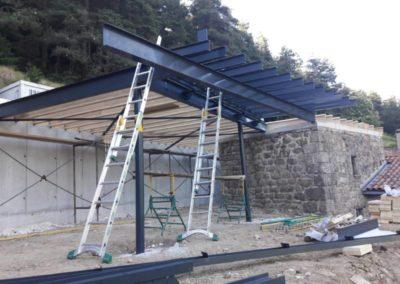 Solivage et structure Bois métal