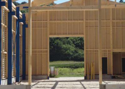 Bâtiment artisanal